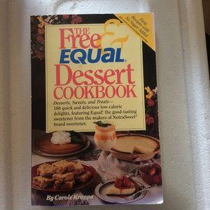 Other - The Free & Equal Dessert Cookbook
